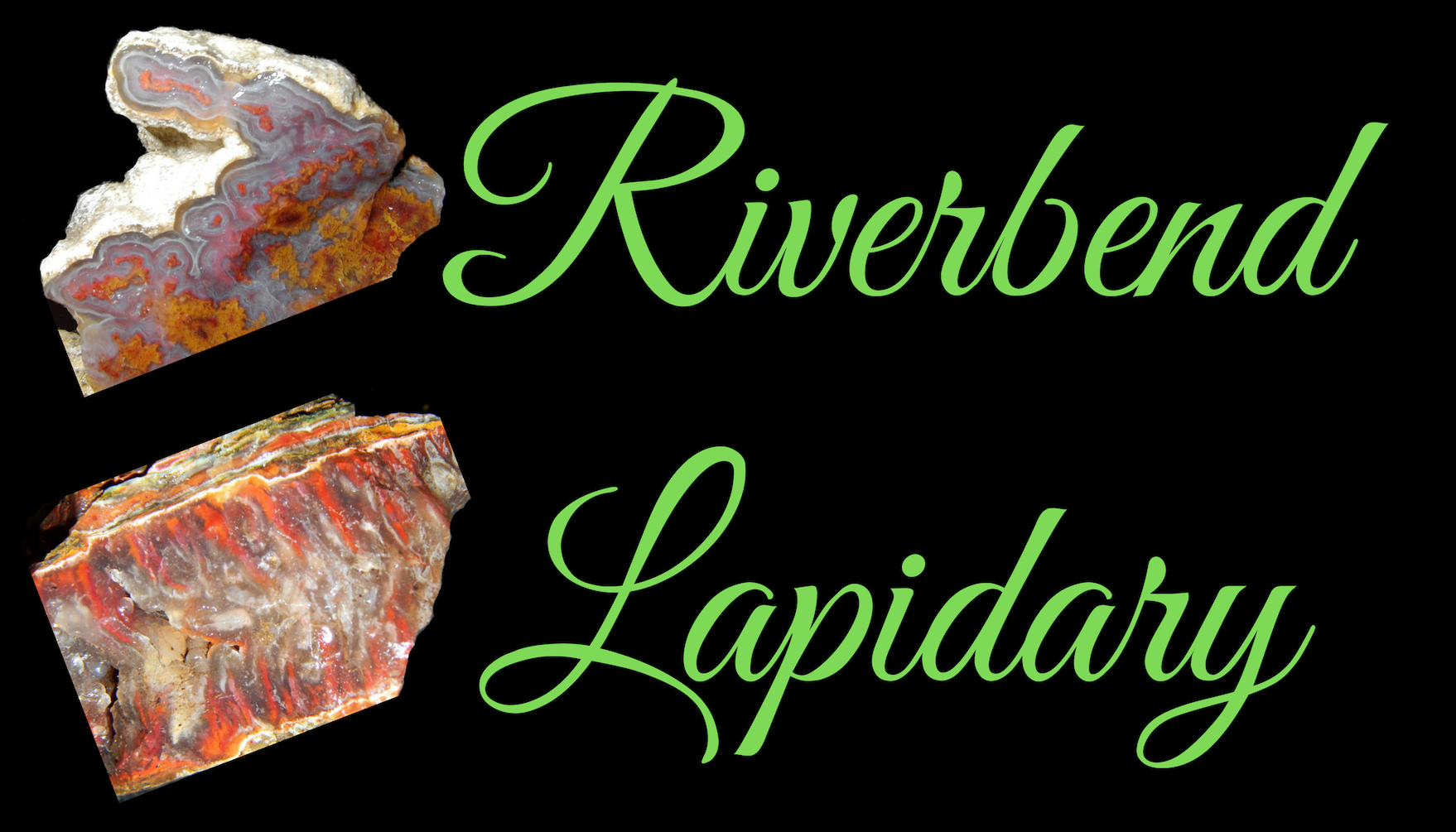 Riverbend Lapidary - Lapidary Rough Cabbing Knapping Agate Jasper